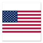 United States.jpg Square Car Magnet 3