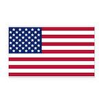 United States.jpg Rectangle Car Magnet
