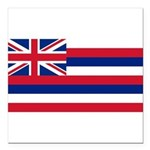 Hawaii.jpg Square Car Magnet 3