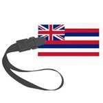 Hawaii.jpg Large Luggage Tag