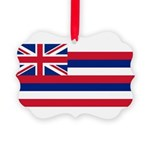 Hawaii.jpg Picture Ornament