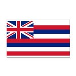 Hawaii.jpg Rectangle Car Magnet
