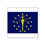 Indiana.jpg Square Sticker 3
