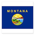 Montana.jpg Square Car Magnet 3