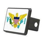 U.S. Virgin Islands.jpg Rectangular Hitch Cover