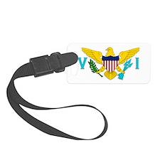 U.S. Virgin Islands.jpg Luggage Tag