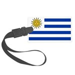 Uruguay.jpg Large Luggage Tag
