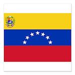 Venezuela.jpg Square Car Magnet 3