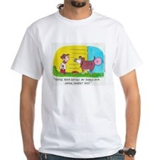 Cute Dog comics Shirt