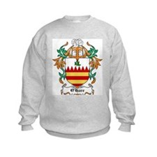 O'Hare Coat of Arms, Family C Sweatshirt