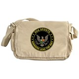 Rangers Lead The Way Messenger Bag