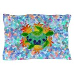 Flame Turtle Pillow Case