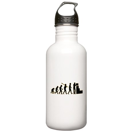 Block Builder Stainless Water Bottle 1.0L