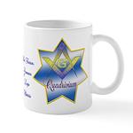 Masonic Quadrivium Mug