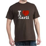 I Love Karli T-Shirt