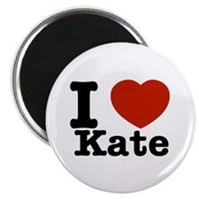 "I Love Kate 2.25"" Magnet (10 pack)"