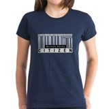 McKees Rocks Citizen Barcode, Tee