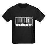 Sawtooth City Citizen Barcode, T