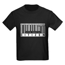 Upper Preston Citizen Barcode, T