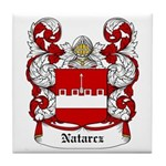 Natarcz Coat of Arms Tile Coaster