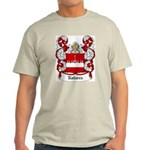 Natarcz Coat of Arms Ash Grey T-Shirt
