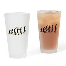 Metal Detecting Drinking Glass