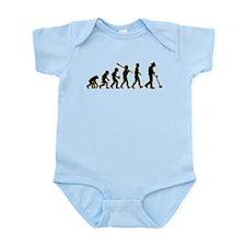 Metal Detecting Infant Bodysuit