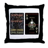 [LRRP] Clan Throw Pillow