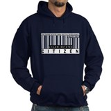 Leilani Estates Citizen Barcode, Hoody