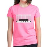 Melbourne Beach Citizen Barcode, Tee