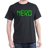 Appropriately typed Nerd  T-Shirt