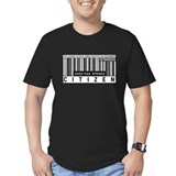 Saratoga Springs Citizen Barcode, T