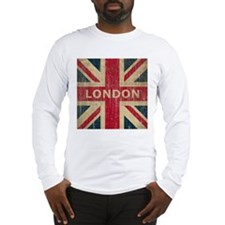 Vintage London Long Sleeve T-Shirt