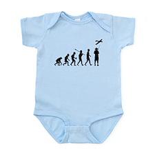 Remote Control Plane Infant Bodysuit