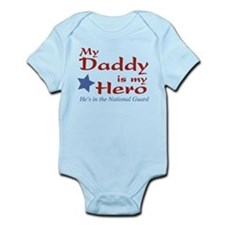Unique Dad is my hero Infant Bodysuit
