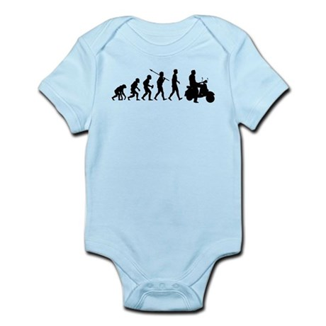 Scooter Infant Bodysuit