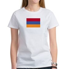 Flag of Armenia 2 Tee