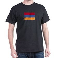 Flag of Armenia 5 T-Shirt