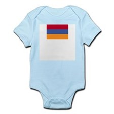 Flag of Armenia 5 Infant Creeper