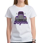 Trucker Sophie Women's T-Shirt