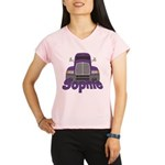Trucker Sophie Performance Dry T-Shirt