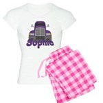 Trucker Sophie Women's Light Pajamas
