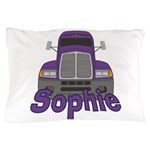 Trucker Sophie Pillow Case