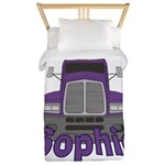 Trucker Sophie Twin Duvet