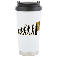 Sudoku Ceramic Travel Mug