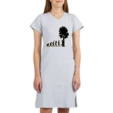 Tree Hugger Women's Nightshirt