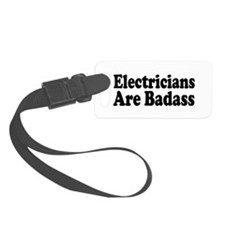 electrician5.png Luggage Tag