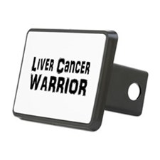 Cute Liver cancer Hitch Cover