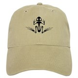 Desert Frog (3) Baseball Cap
