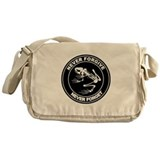 Desert Frog - Never Forgive Messenger Bag